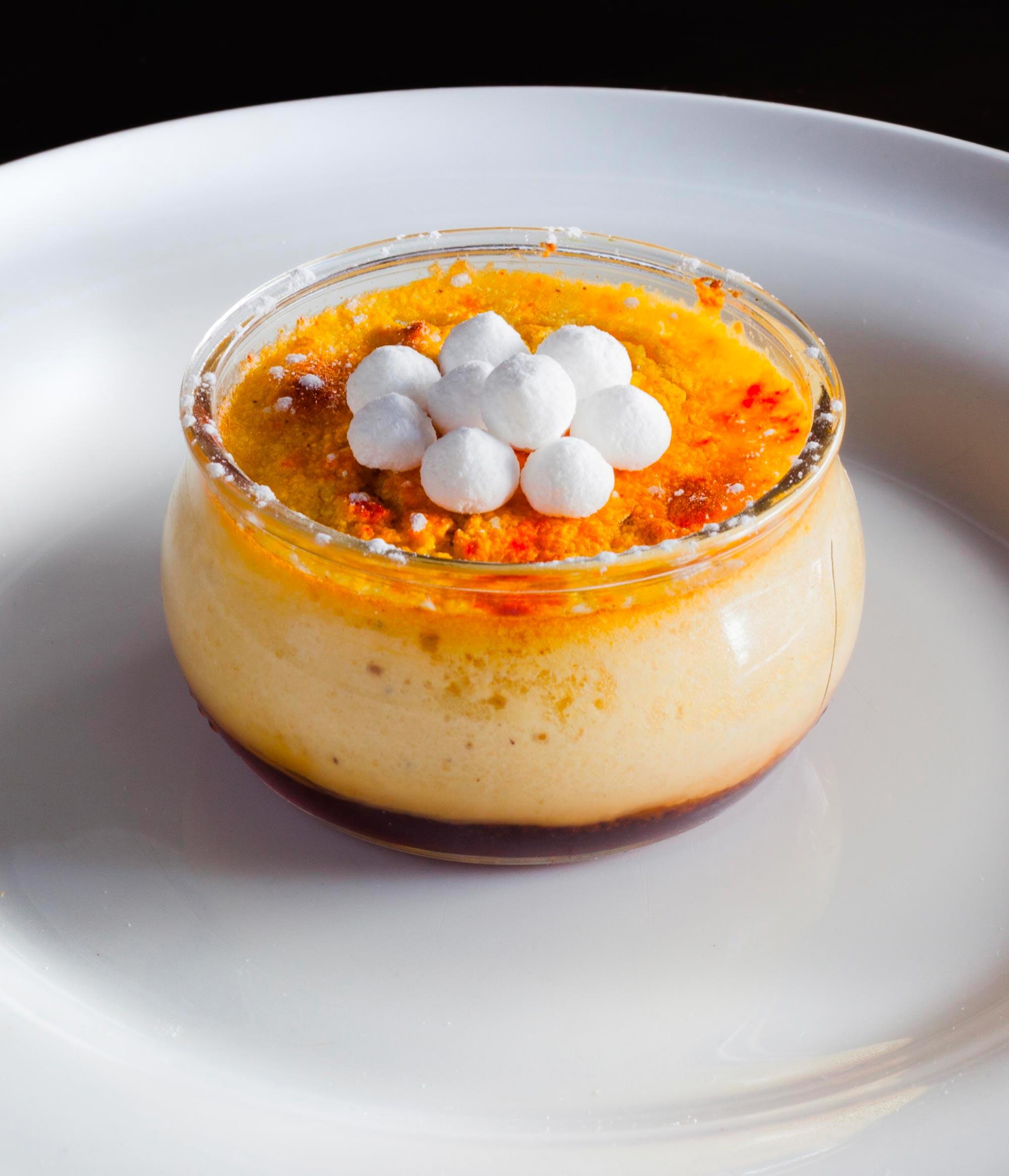 Il menù del Mosto - Dessert